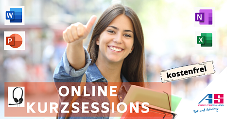 Online Kurzsessions